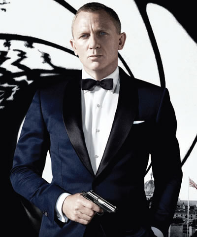 Families of the Famous: James Bond