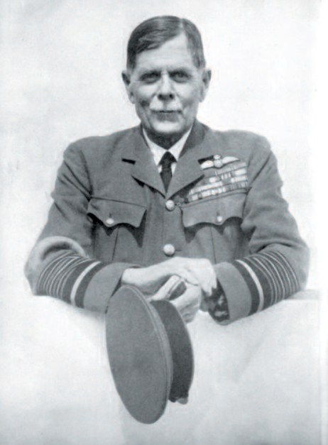 Marshal of the Royal Air Force Hugh Montague Trenchard
