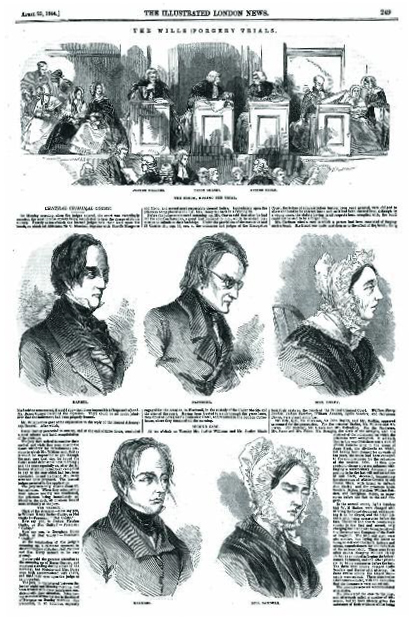The Illustrated London News 20 April, 1844