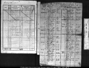 An unusual census document