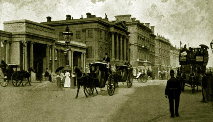Hyde Park Corner and Apsley House