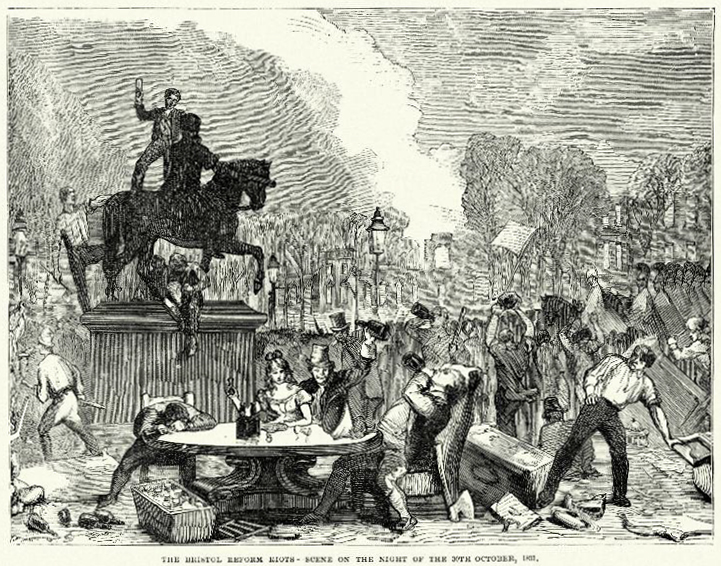 The Bristol Riot of 1831