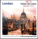 London Parish Records Set 3