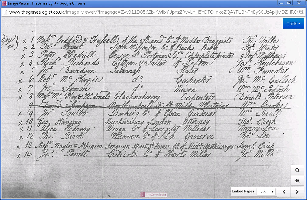 How to trace an ancestor through their occupation - Part 1