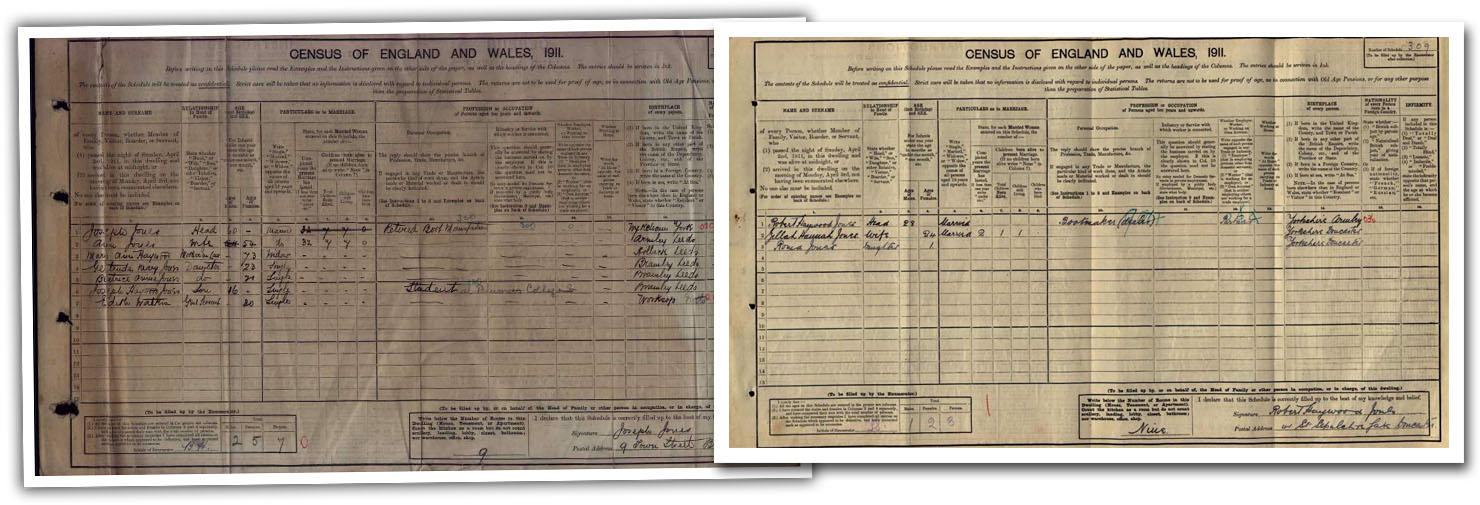 census record 1911